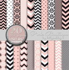 In my shop  I sell digital paper packs of coordinating prints  patterns  or colors  Digital papers are basically images  like pictures