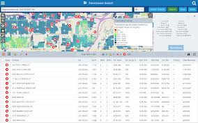 Excel Heat Map Propertyradar Features