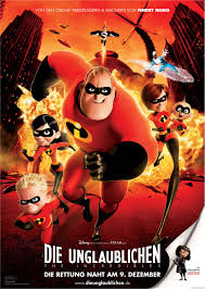 Gia Đình Siêu Nhân The Incredibles