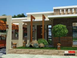 modern bungalow house designs and floor plans in philippines
