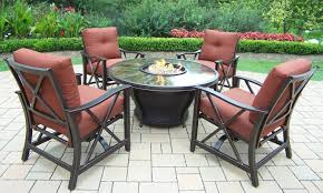 recamiere mayfair 100 round gas fire pit table 2 patio ideas gas fire pit
