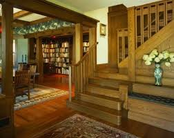 34 best arts u0026 crafts staircases images on pinterest craftsman