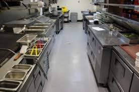 Commercial Kitchen Flooring Options by Real World Epoxies Tgi Friday U0027s Commercial Kitchen Floor