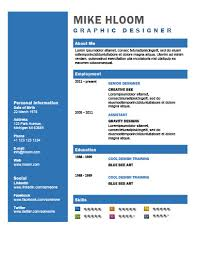 Examples Of Creative Resumes by 49 Creative Resume Templates Unique Non Traditional Designs