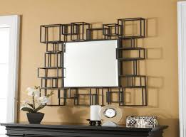 Decorating Inexpensive Sunflower Wall Mirrors Decorative Ideas - Living room mirrors decoration