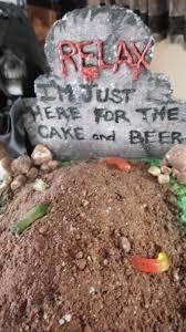 halloween dirt cake graveyard 50th birthday graveyard cake cakecentral com