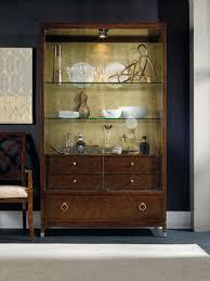 hooker furniture skyline display cabinet 5336 75908 living room
