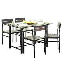 furniturekraft linear four seater dining set buy furniturekraft furniturekraft