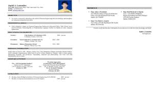 writing an effective resume and application letter SlideShare LETTER OF APPLICATION