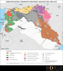 Iraq Syria Map by Iraq Two Years After The Fall Of Mosul Noria Research