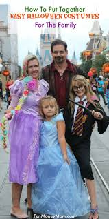 Halloween Costumes For Families by Easy Halloween Costumes For The Whole Family Fun Money Mom