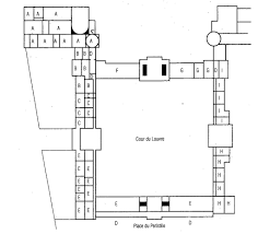 Floor Plan British Museum 3 8 Museums Quadralectic Architecture