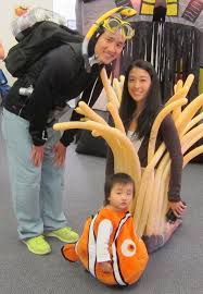 Halloween Costumes For Families by Halloween Family Costume 2013 Finding Nemo Grace Ling Yu