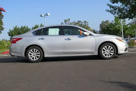 nissan altima 2016 tire size certified pre owned 2016 nissan altima 2 5 sedan in roseville