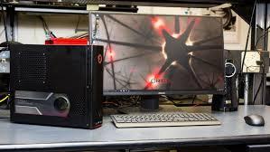 Very Small Desktop Computers Origin Pc Chronos Review Cnet