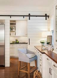 Diy Barn Doors by 25 Trendy Kitchens That Unleash The Allure Of Sliding Barn Doors