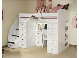 Bedroom Stylish Kids Bed Desk Combo Furniture Home Design Ideas - Kids bunk bed with desk