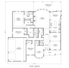 single story house plans design interior one story floor plans