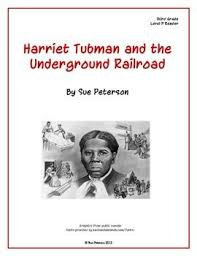 Telling The Stories That Matter  March      Harriet Tubman     Kathy Kiefer