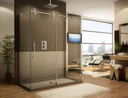 bathroom luxurious bathroom design with lowes frameless shower