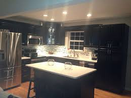 painting kitchen cabinets black black kitchen cabinets for your