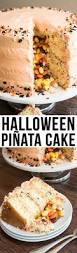 Halloween Cakes Easy by Best 25 Pinata Cake Ideas On Pinterest Diy Cake Easy Birthday