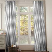 108 Inch Long Blackout Curtains by Black And White Chevron Drapes Green And White Curtains Uk Green