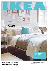 ikea bedroom event flyer may 5 to 25