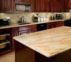 Lets Talk About Backsplashes Baby Granite Light Granite And - Kitchen backsplash ideas dark cherry cabinets