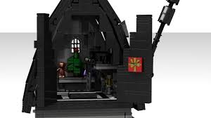lego ideas the nightmare before christmas