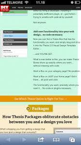 DIYthemes website is not responsive WebMatros