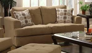Grey Sofa And Loveseat Set Grey Chenille Stylish Sofa U0026 Loveseat Set W Tufted Seats