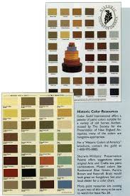 Sherwin Williams Interior Paint Colors by Historic Color Preservation Palette Sherwin Williams