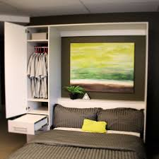 Small Penthouses Design by Penthouse Murphy Bed With Hutch Luxury Murphy Bed Bredabeds