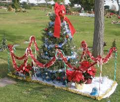 cemetery christmas decorations home decorating interior design