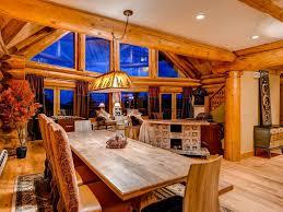 paradise lodge 5000 sqft luxury log mountain home near denver