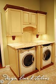 Washer Dryer Cabinet Enclosures by A Buddy Built His Own Washer Dryer Pedestals That Doubles As A