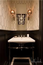 Small Powder Room Wallpaper Ideas 189 Best Powder Rooms Images On Pinterest Bathroom Ideas Powder