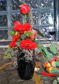 flower arrangements the year of living fabulously