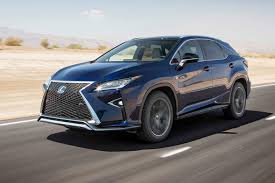 lexus rx 350 battery lexus rx 2017 motor trend suv of the year contender motor trend