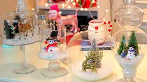 House Decor Diy Christmas Winter Room Decor Christmas Jars Youtube
