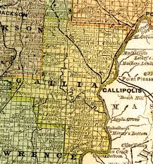 Gallia County Ohio Genealogy   Family History Resources Kindred Trails