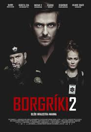 Reykjav�k: Brigada policial (Borgr�ki 2)