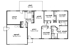 Ranch Style House Plans by 100 Ranch Style Floor Plans With Basement Small Ranch House