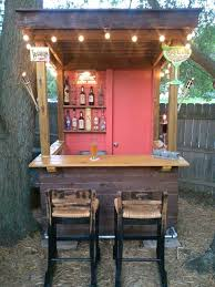 Backyards Ideas Patios by Best 25 Outdoor Bars Ideas On Pinterest Patio Bar Diy Outdoor