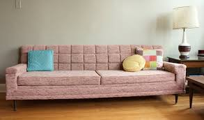 Pink Sofa Bed by Couches For 1940s 1950s Or 1960s Living Rooms Upload Photos Of