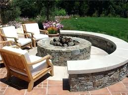 patio outdoor fire pit table patio deck diy fire pit on concrete