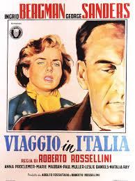 Viaggio in Italia di Roberto Rossellini