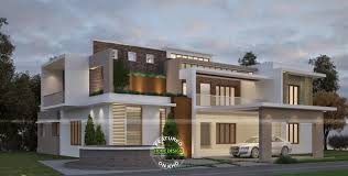 contemporary kerala home elevations design architecture and art