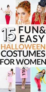 15 cheap and easy diy halloween costumes for women